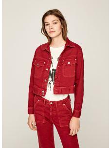 Giacchetto di jeans corto PEPE JEANS