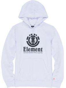 Felpa cappuccio logo ELEMENT