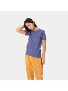 T-shirt donna CARHARTT con ricamo