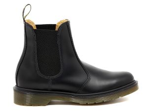 DR. MARTENS 10297001 CHELSEA BOOT STIVALETTO UNISEX IN PELLE