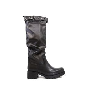 CULT 103691 METALLICA BOOT 2288 VEGAN STIVALE DONNA IN PELLE