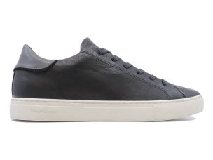 CRIME LONDON 11530 BEAT SNEAKER UOMO IN PELLE NERA