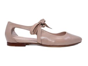 TRIVER FLIGHT 138-03 SCARPA DONNA IN PELLE NUDE