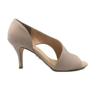 CARRANO 144329 DECOLLETE DONNA IN NUBUCK NUDE