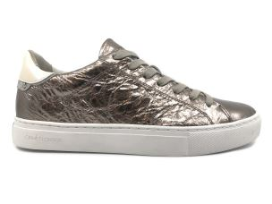 CRIME LONDON 25104 SNEAKER DONNA LAMINATA NUDE
