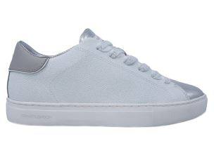 CRIME LONDON 25737 BEAT SNEAKER DONNA IN PELLE BIANCA