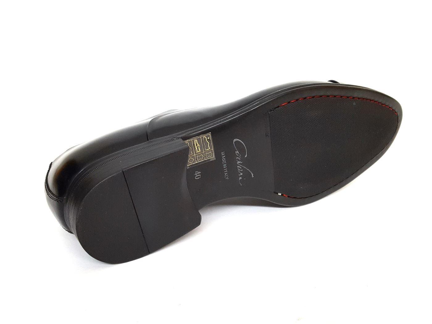 Pelle Ebay Dover Scarpa 3504 Nero Stringata In Mainapps Uomo Corvari qaxH06B