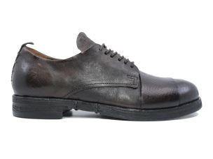 A.S. 98 477108 SCARPA UOMO IN PELLE MARRONE