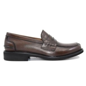 FLORSHEIM IMPERIAL 51033-04 MOCASSINO UOMO IN PELLE MARRONE