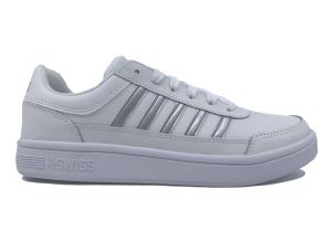 K-SWISS K96042 121 COURT CHASSEUR SNEAKERS DONNA BIANCA