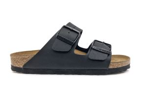 BIRKENSTOCK ARIZONA BS BLACK SANDALO NERO