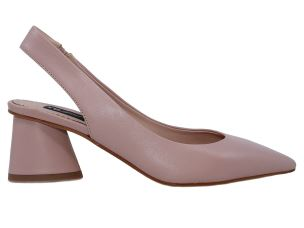 TOSCA BLU CAYMAN SS2045S889 SLINGBACK DONNA IN PELLE ROSA