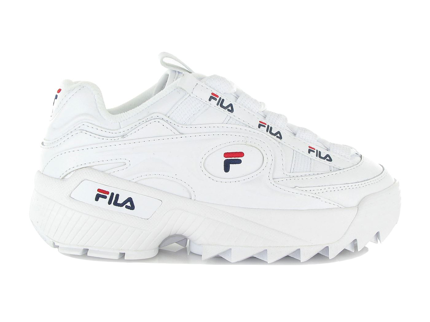 FILA D FORMATION WMN SNEAKER DA DONNA COLOR BIANCO