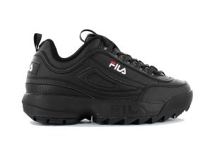 FILA DISRUPTOR LOW WMN SNEAKER DONNA IN COLORE NERO