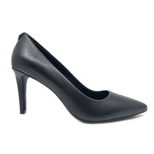 MICHAEL KORS DOROTHY FLEX PUMP DECOLLETE DONNA IN PELLE NERA