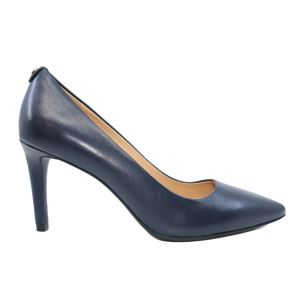 MICHAEL KORS DOROTHY FLEX PUMP DECOLLETE DONNA IN PELLE BLU
