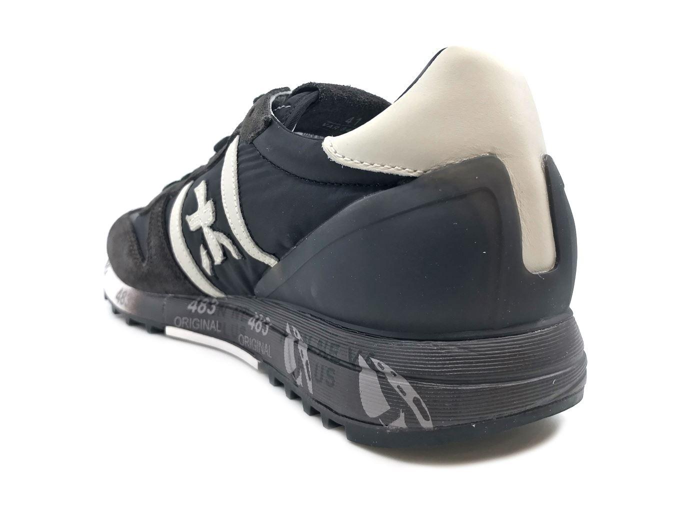 PREMIATA  ERIC 3416 scarpe da ginnastica ginnastica ginnastica UOMO NERA MainApps | Qualità e consumatori in primo luogo  6f1827