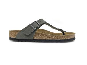 BIRKENSTOCK GIZEH BS BRUSHED EMERALD GREEN SANDALO