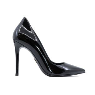 MICHAEL KORS KEKE PUMP DECOLLETE DONNA IN VERNICE NERA