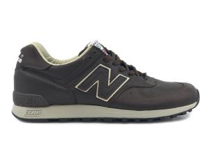 NEW BALANCE M576CBB BROWN SNEAKER UOMO