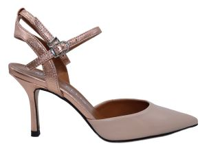 MARC ELLIS NEW YORK MA128 SANDALO DONNA IN PELLE ROSA