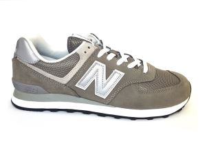 NEW BALANCE ML574EGG GREY SNEAKER UOMO RUNNING RETRO'