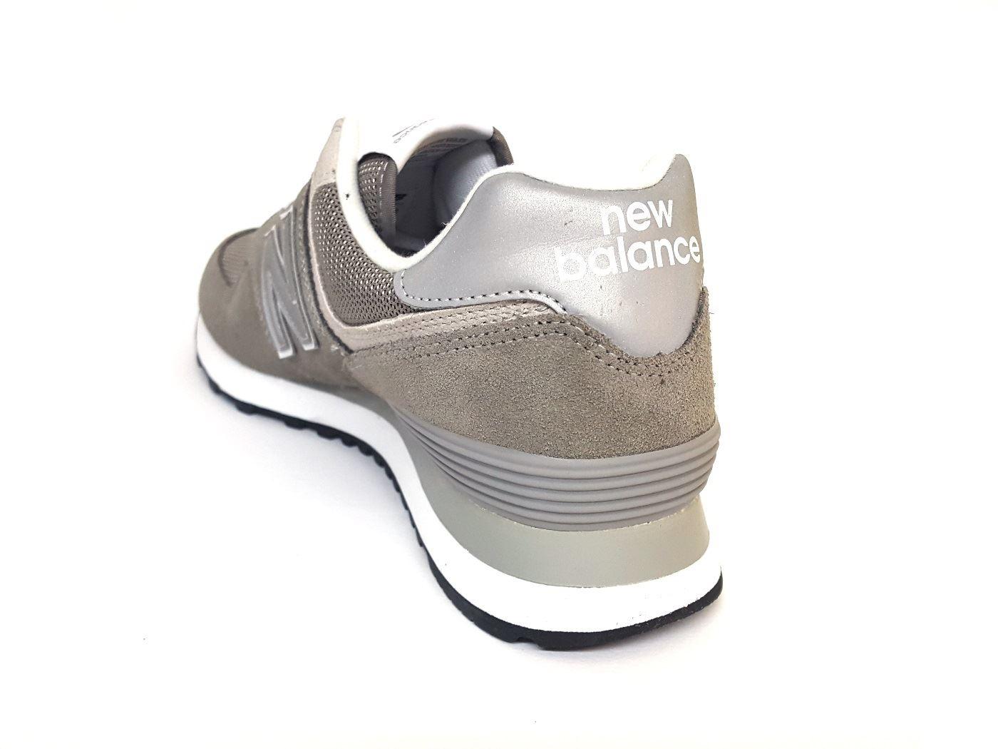 brand new 92710 0d5e6 NEW-Balance-ml574egg-Grey-Mens-Trainers-Running-Retro-