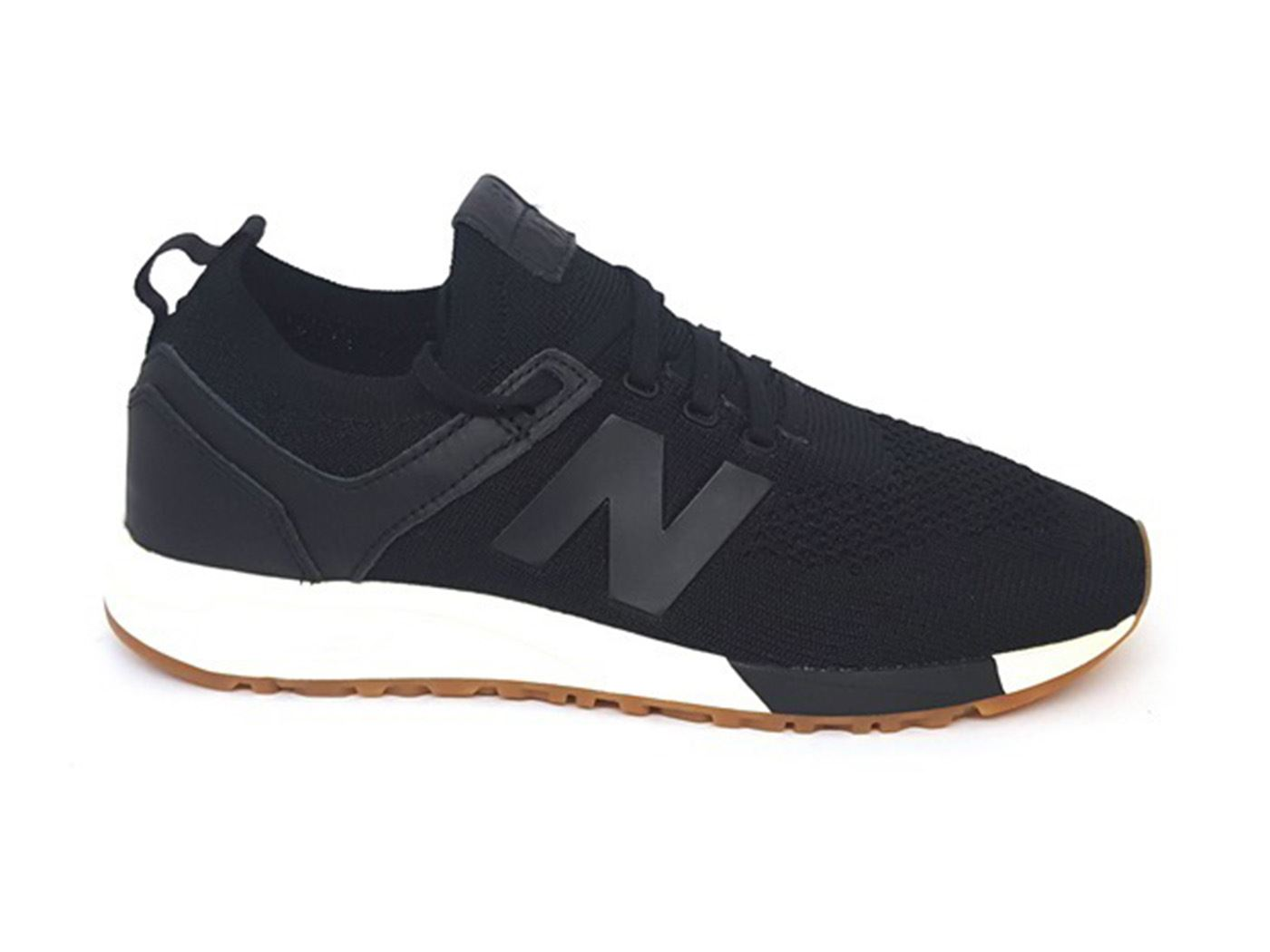 NEW BALANCE MRL247DB BLACK SNEAKER UOMO RUNNING RETRO' MainApps