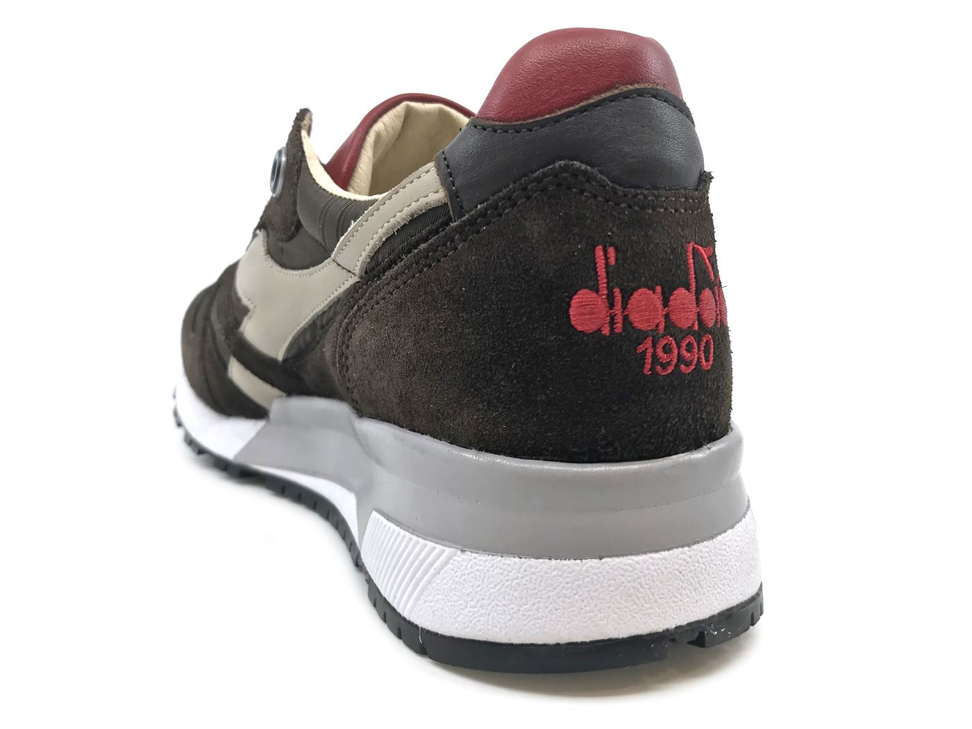 DIADORA N9000 H S SW 30038 scarpe scarpe scarpe da ginnastica UOMO MarroneeeeE MainApps 925a24