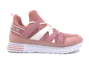 KENDALL+KYLIE NATE2-B SNEAKER DONNA IN TESSUTO ROSA