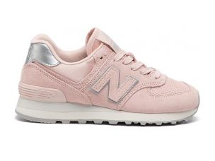 NEW BALANCE ML574OPS PINK SNEAKER DONNA