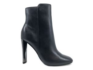 GUESS FLKIY4 LEA10 STIVALETTO DONNA IN PELLE NERA