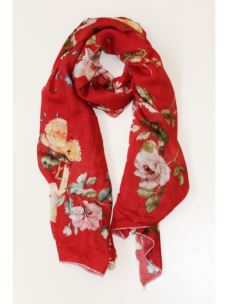 Foulard fiori