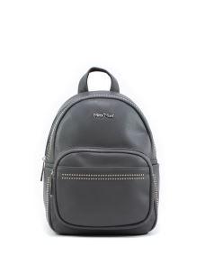 Zaino con mini borchie