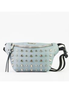 Marsupio con borchie