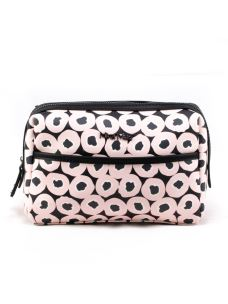 Beauty case pochette stampato