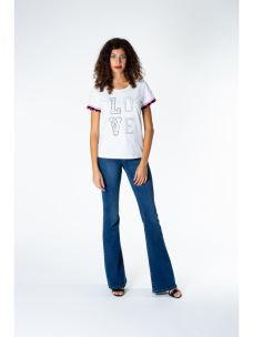 "T-shirt ""love"""