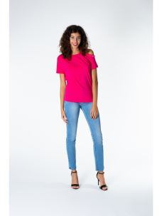 T-shirt oblo'spalla