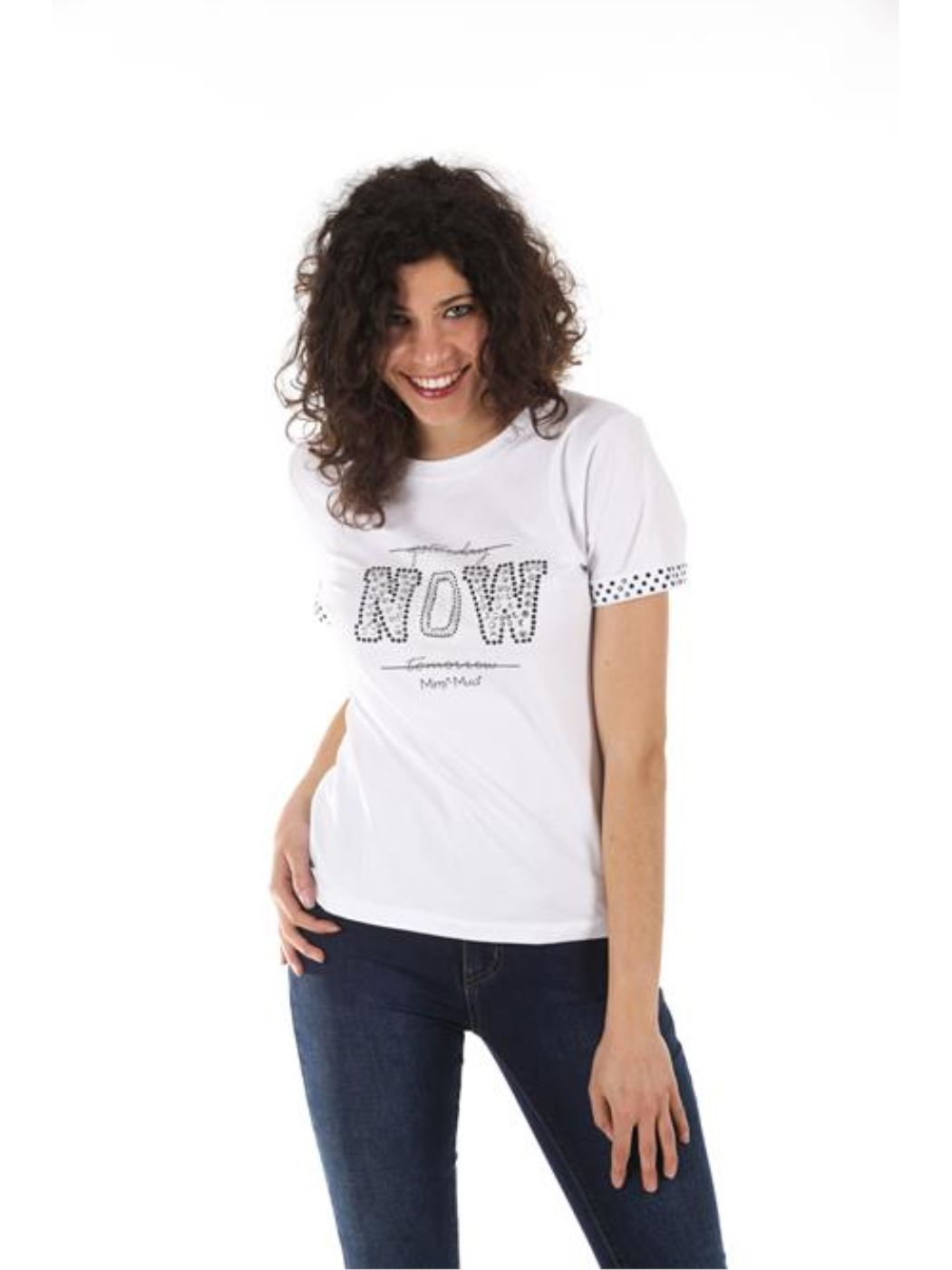 """T-shirt """"NOW"""""""