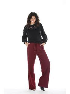 Pantalone ampio a palazzo