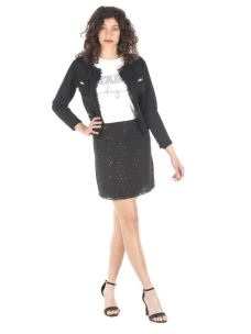Giacchina tweed