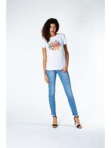 """T-shirt """"pop love"""""""