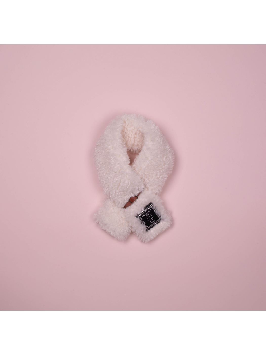 Sciarpa effetto lana