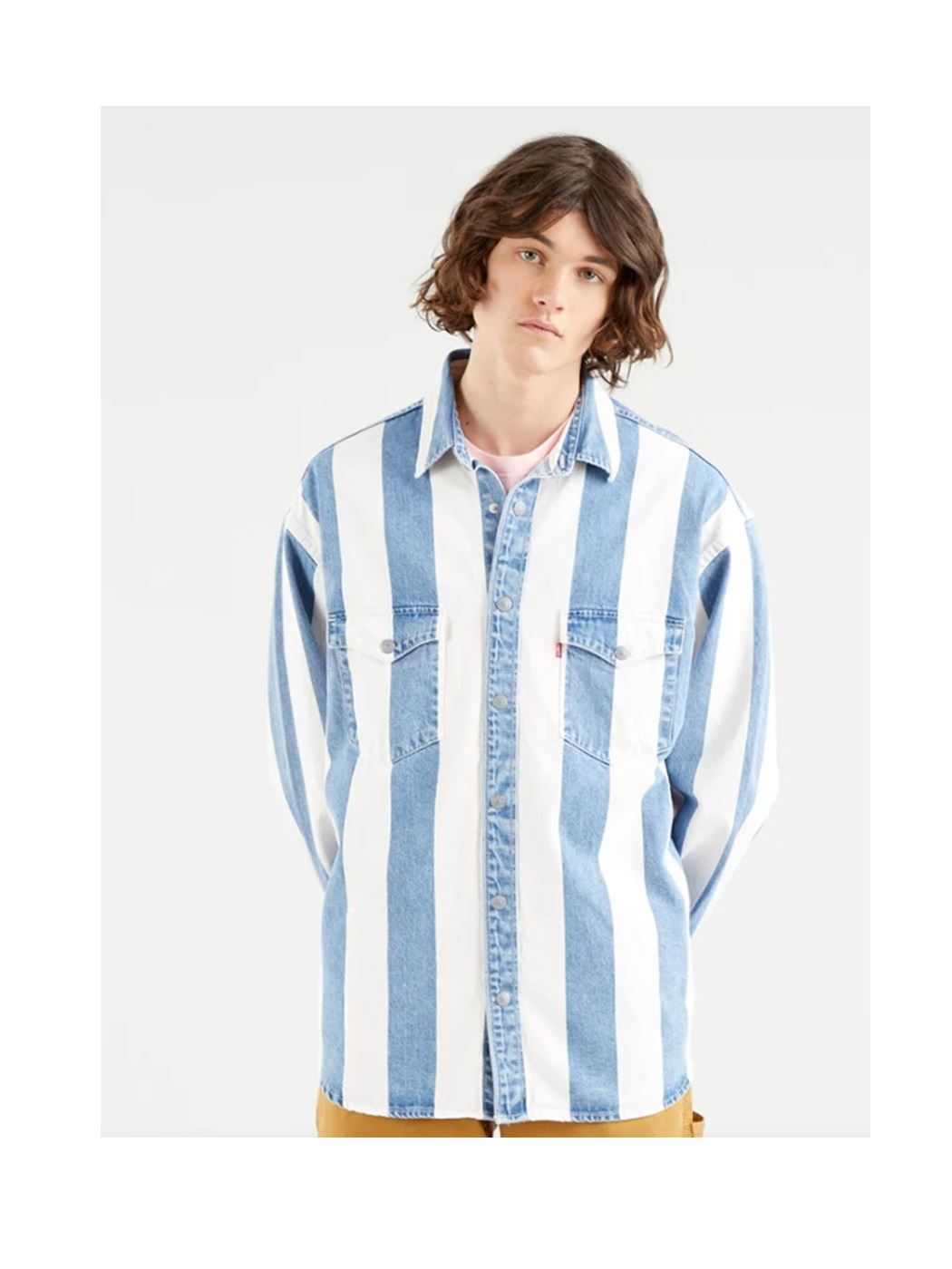 CAMICIA LEVI'S WESTERN BARSTOW
