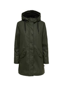 PARKA ONLY LONG RAIN