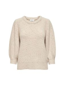 MAGLIONE ONLY GLITTER KNITTED