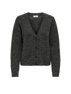 CARDIGAN ONLY TEXTURE KNITTED