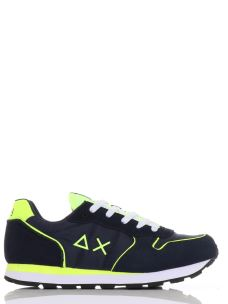 SNEAKER SUN68 TOM SOLID FLUO JR