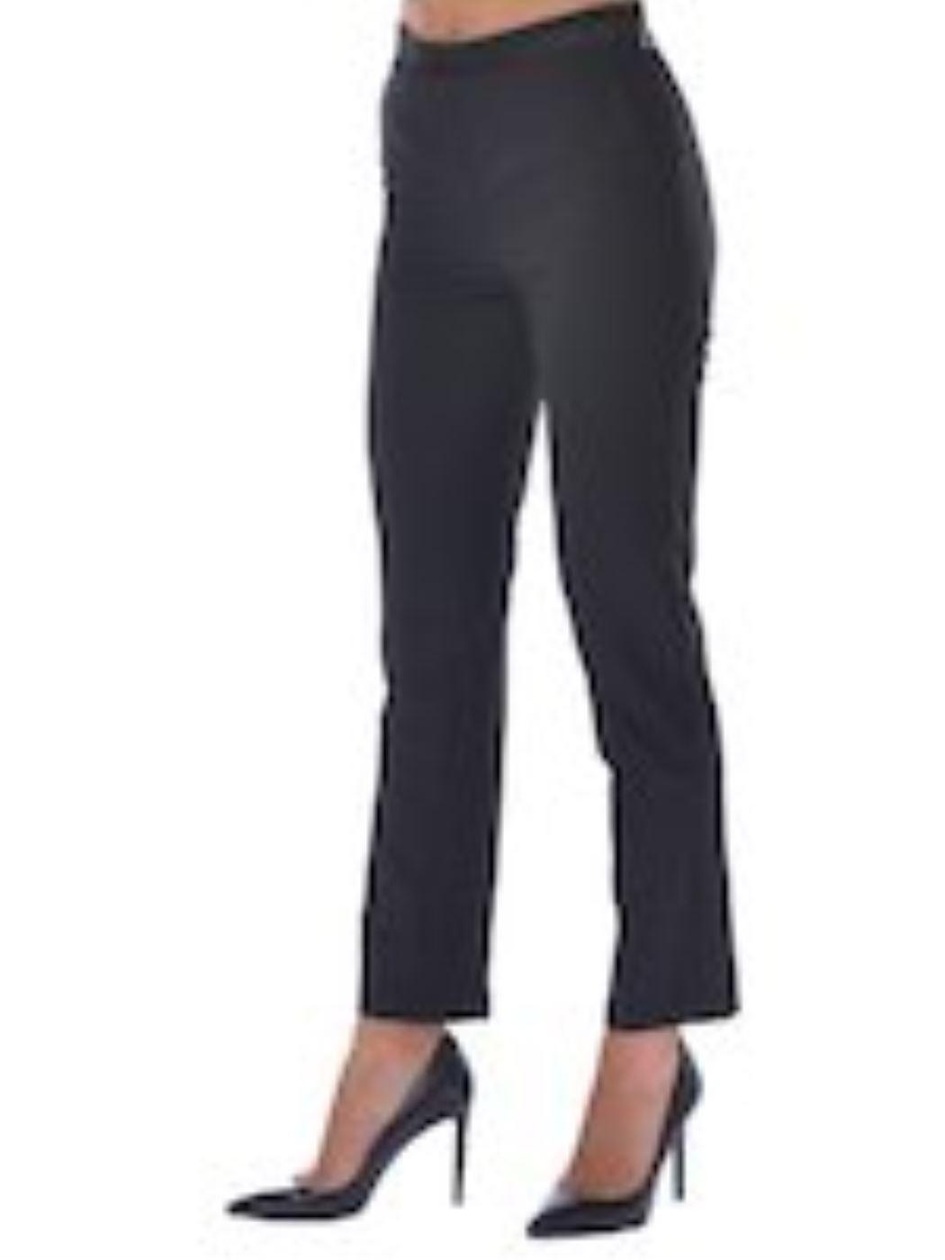 PATRIZIA PEPE Pantalone con fascia in raso in vita 2P1174A1PH