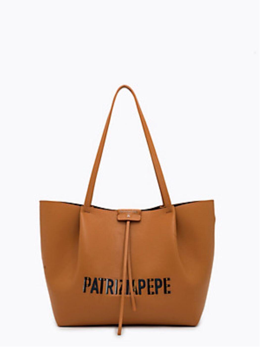PATRIZIA PEPE BORSA SHOPPING 2V8895A5X4